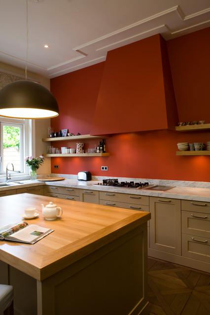Dutch Kitchens Contemporary Kitchen
