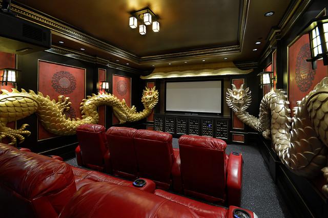 sofas houston sale sofa studio franschhoek asian theme custom theater room - home ...