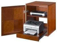 Jesper Printer Cabinet - Real Wood - Contemporary ...