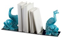 Dragon Bookends - Contemporary - Bookends - by BRUNELLO 1974