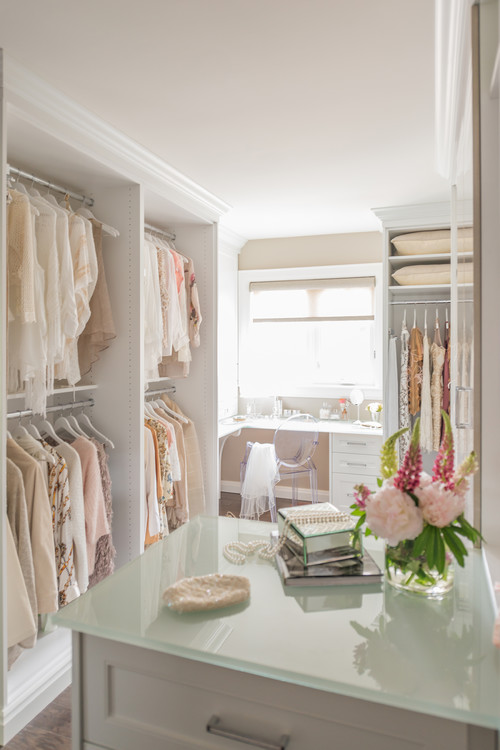 Dressing Room / Custom Closet