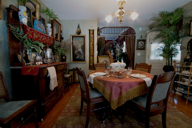 Victorian Dining Room  Traditional  Dining Room
