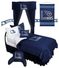 Tennessee Titans NFL Locker Room Complete Bedroom Package ...
