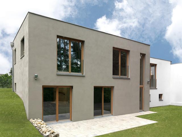 Modern Haus  Fassade