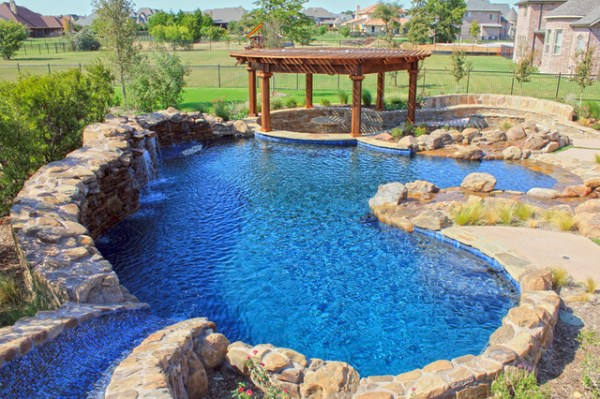 aquarius - custom swimming pool