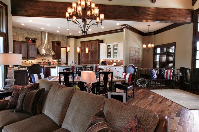 Lodge Inspired Residence