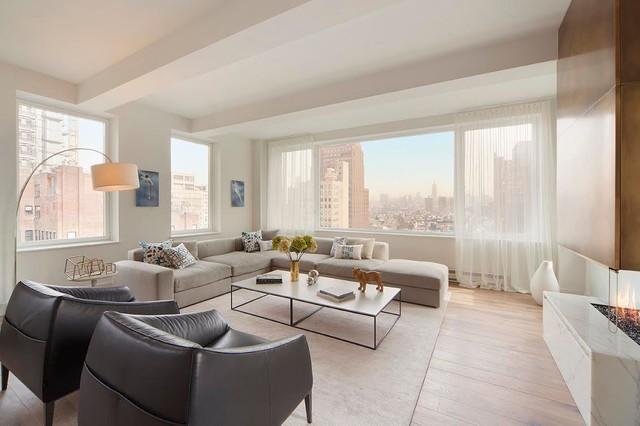Manhattan Contemporary Penthouse
