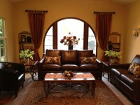 1928 Spanish Style - Traditional - Living Room - Los ...