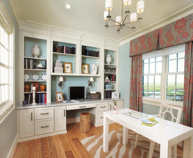 Coastal Living Holiday Home - Sunbury, GA traditional-home-office