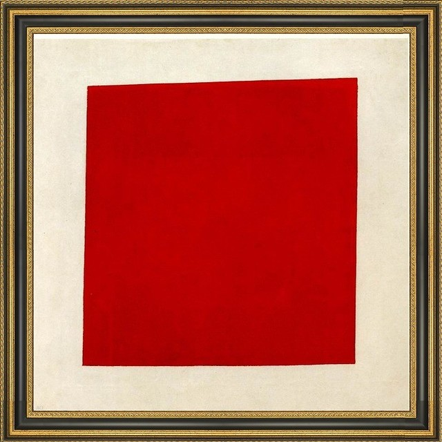 kazimir malevich red square