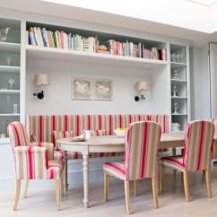 Scandinavian Sofas Uk Hay Sofa Mags Preis Family Home, London - Dining Room ...