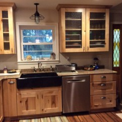 Kitchen Pendant Lights Over Island Aid Grill Schuler Holbrook Rustic Maple