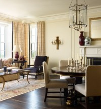 Lakeshore Drive Co-Op - Traditional - Living Room ...