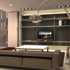 Industrial Chairs Target Ikea Aluminum Chair Tv Entertainment Center - Modern Living Room Miami By Modu-home Llc
