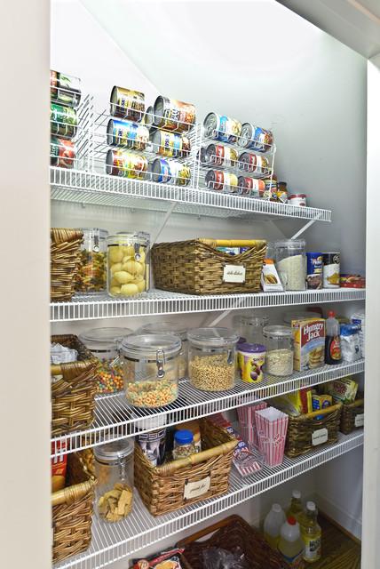 Organized Pantry Shelving Cincinnati By Organized Living