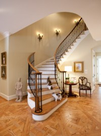 French Country - Traditional - Staircase - Houston - by ...