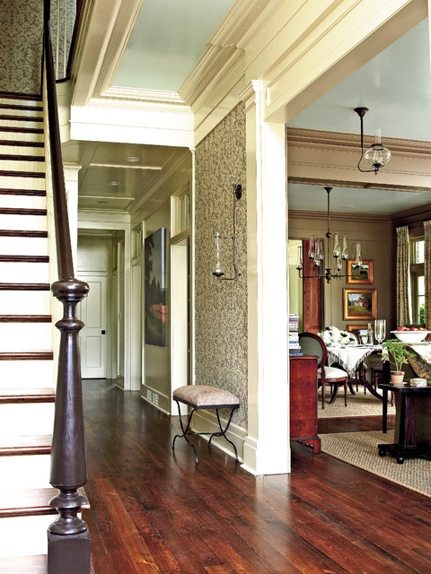 2010 Southern Living Idea House Traditional Hall Atlanta
