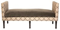 Tiger Lily's Greenwich French Style Kravet Daybed ...