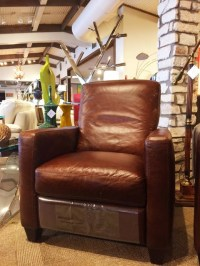 Weston Natuzzi Recliner - Traditional - Living Room ...