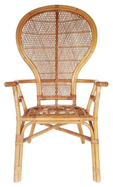 rattan peacock chair pilates on exercises vintage 450 est retail 360 chairish com home design jpg