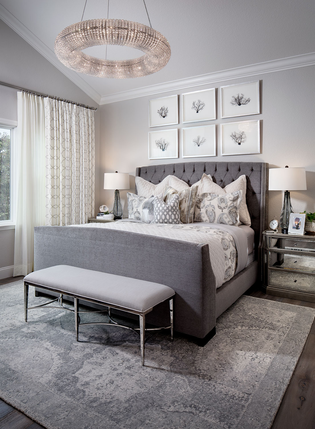 75 Beautiful Gray Bedroom Pictures Ideas September 2020 Houzz