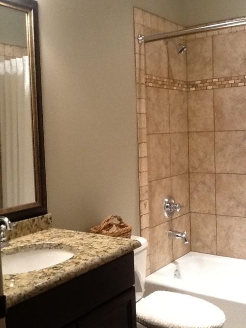 Need help to lighten up bathroom
