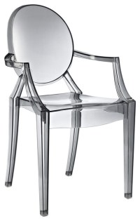 GHOST STYLE DINING ARMCHAIR - Midcentury - Dining Chairs ...
