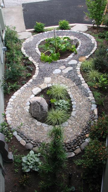 Reflexology Path  Asian  Landscape  Portland  by