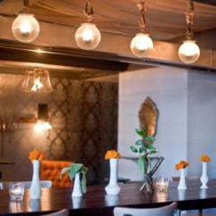 Kitchen Showrooms Sacramento Chocolate Cabinets Hook & Ladder Restaurant, - Eclectic Dining ...