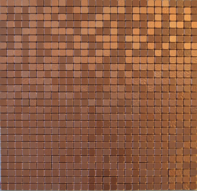 11 38 x11 38 peel and stick backsplash tile copper coin single tile