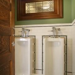 Freestanding Kitchen Sink Farmhouse Style Faucets Pub Bath- Gentlemen's Stalls - Craftsman Bathroom New ...