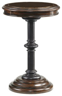 Tommy Bahama Kilimanjaro Queenstown Round Accent Table 552 ...