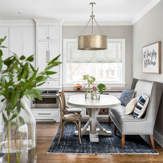 The 10 Most Popular Dining Room Photos Of 2018 (10 Photos)