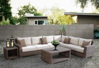 Grayson Bay Outdoor Sectional - Tropical - Patio - other ...