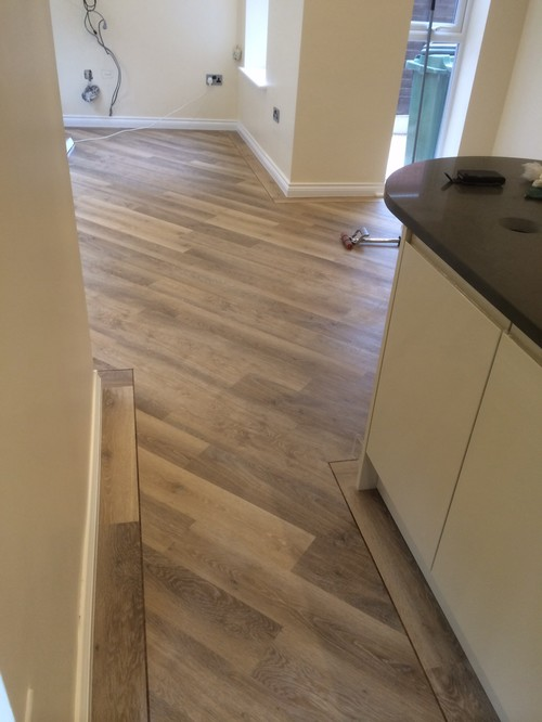 What Color Is This Flooring Is It Pale Limed Oak By Karndean