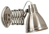 Bow Retro Adjustable Wall Light - Contemporary - Swing Arm ...