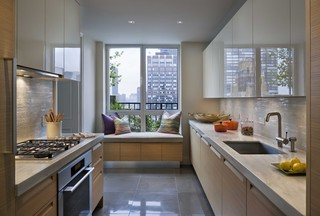 EAST SIDE RESIDENCE contemporary-kitchen