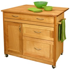 Kitchen Cart With Drawers Home Depot Designs Mid Size Drawer Island Transitional Islands And