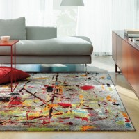 Slam Rugs - Modern - Living Room - Manchester - by The Rug ...