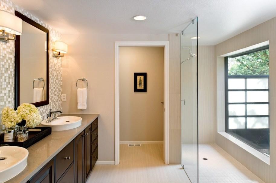 Master Bath Suite, North Albany, Oregon - Contemporary ...