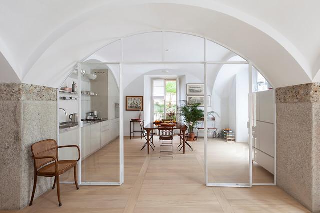soggiorno moderno 100 idee per il salotto perfetto pareti gialle come e dove utilizzarle casafacile. 8 Idee Per Separare Con Stile La Sala Da Pranzo Dal Salotto