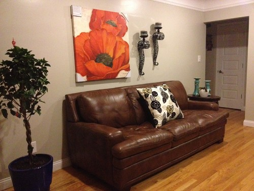 orange color sofa sets materials online need help with accent wall
