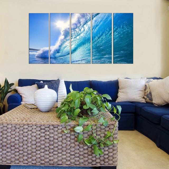 Ocean Theme Wall Art