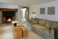 16th Century Cotswold Cottage - Contemporary - Living Room ...