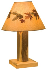 Blue Stain Table Lamp, without Lamp Shade - Lamp Shades ...