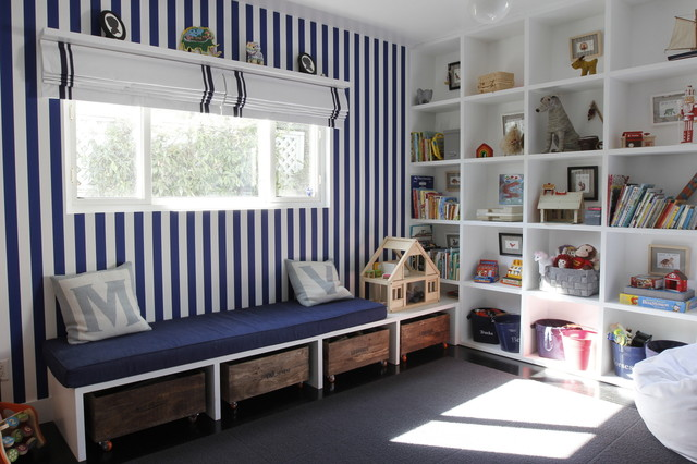 Kids Playroom transitional-kids