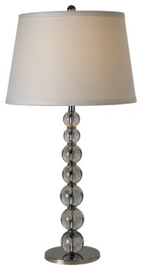 Palla V Crystal Table Lamp - Contemporary - Table Lamps ...