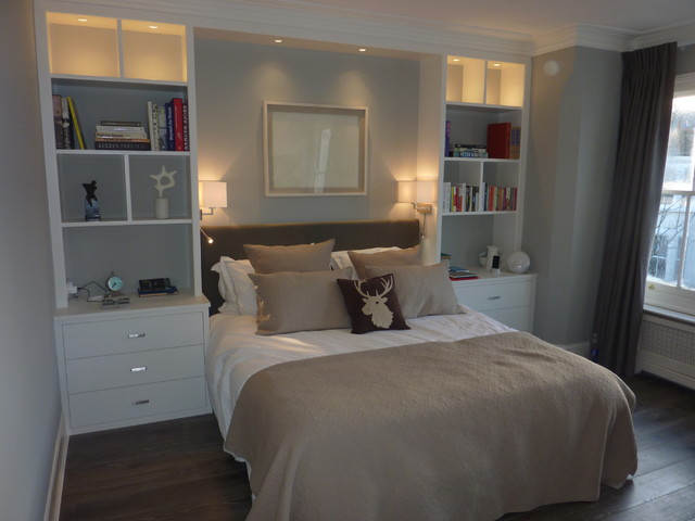 Fitted Bedroom Furniture Modern Bedroom London By Ben Joseph Joinery Ltd