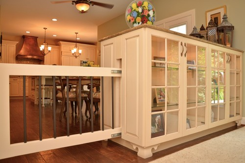 heavy duty kitchen chairs package deals what kind of system is used for the sliding dog gate?
