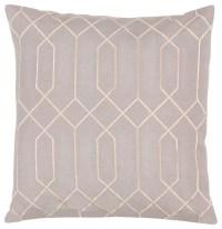 Shop Houzz | Surya Contemporary Skyline Decorative Pillow ...